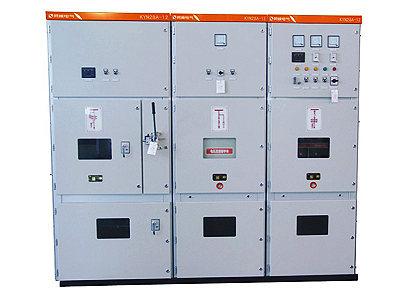 KYN28-12型铠装移开式交流金属封闭开关设备